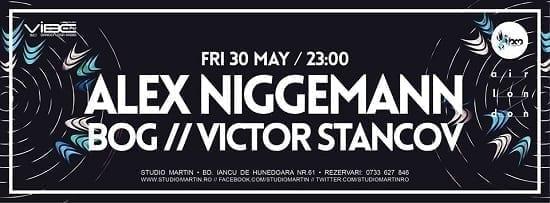 Alex Niggemann, Victor Stancov, BOg @ Studio Martin