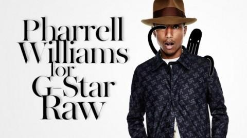 G-Star Raw 'RAW for the OCEANS ' x Pharrell