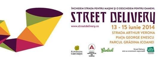 Street Delivery 2014 București