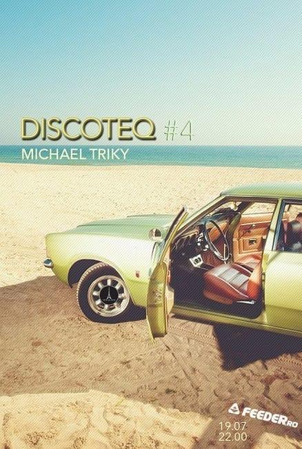 Discoteq #4 @ Tete A Tete