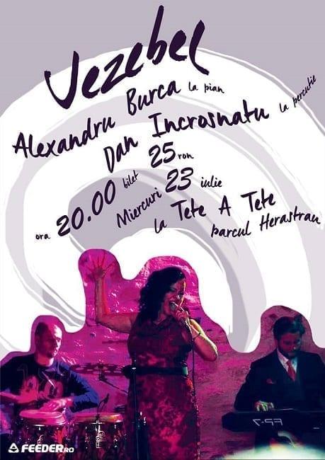 Jezebel Live @ Tete a Tete