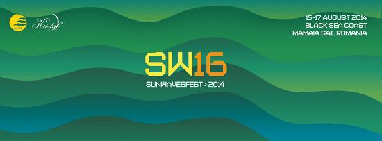 Sunwaves 16 festival @ Năvodari