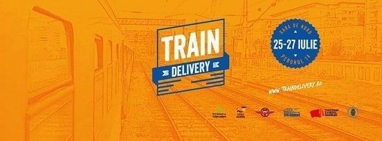 Train Delivery 2014 @ Gara de Nord