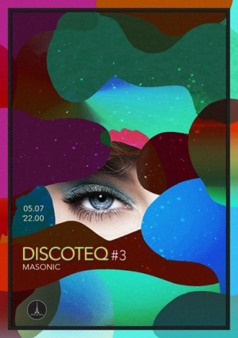 Discoteq #3 @ Tete a Tete