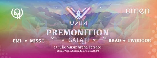Festival Preview: Waha Premonition @ Arena Music [Galați]