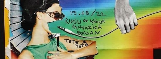 Rusu of Khidja, Pantazică, Bogdan @ Tete A Tete
