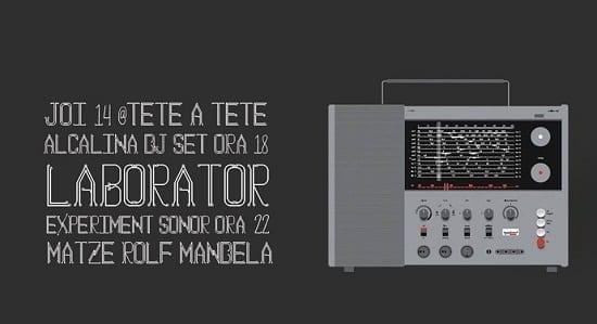 Laborator - experiment sonor @ Tete a tete
