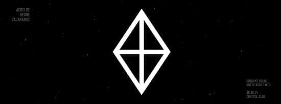 Origami Sound White Night #12 feat. Aebeloe (DK) @ Control