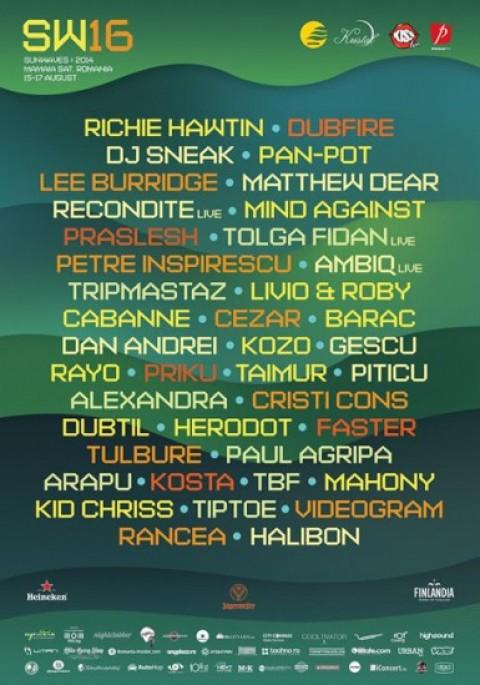 Sunwaves 16 festival @ Kazeboo Beach (Năvodari)