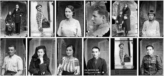 Tezaur fotografic românesc – Colecția Costică Acsinte @ Muzeul Ţăranului Român