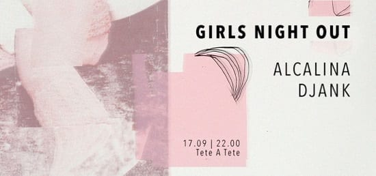 Girls' Night Out @ Tete A Tete
