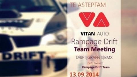 Rampage Drift Meeting @ Autovit