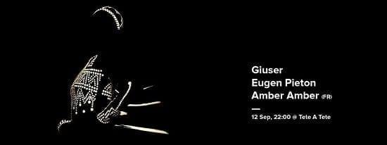 Giuser / Eugen Pieton / Amber Amber (FR) @ Tete A Tete