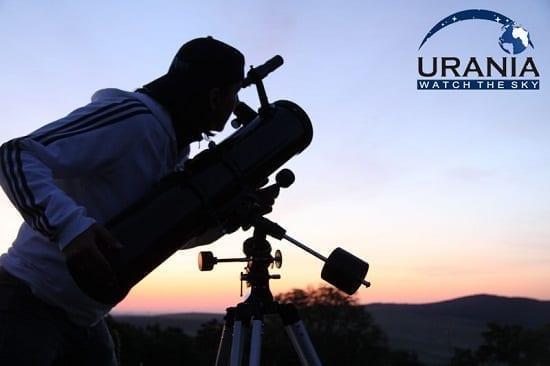 Seară de Astronomie și Observații pe cer @ Palatul Național al Copiilor