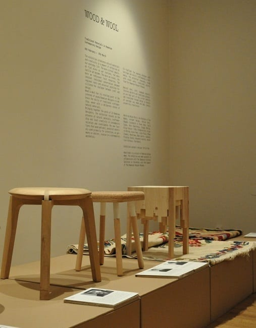 Wood & Wool - Vienna Design Week @ Romanian Cultural Institute in Vienna
