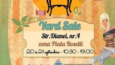 Yard Sale @ Dianei 4