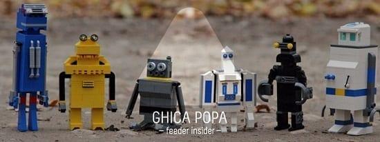 feeder insider w/ Ghica Popa