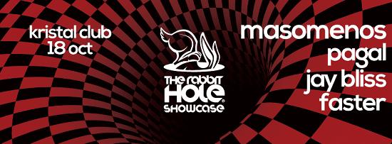 The Rabbit Hole Showcase @ Kristal Glam Club