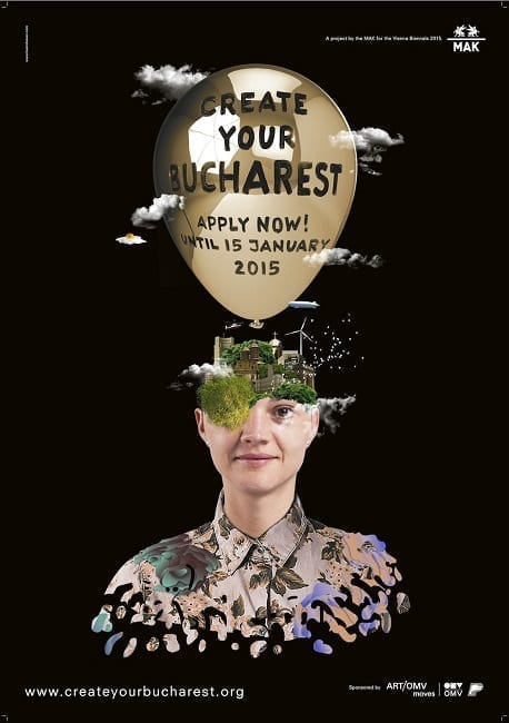 Create your Bucharest – Mapping Bucharest, Bienala Viena 2015