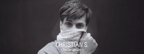 feeder insider w/ Christian S. [ro]