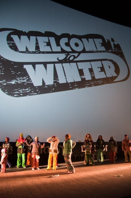Been there liked that: Boarder's presents Welcome to Winter '15