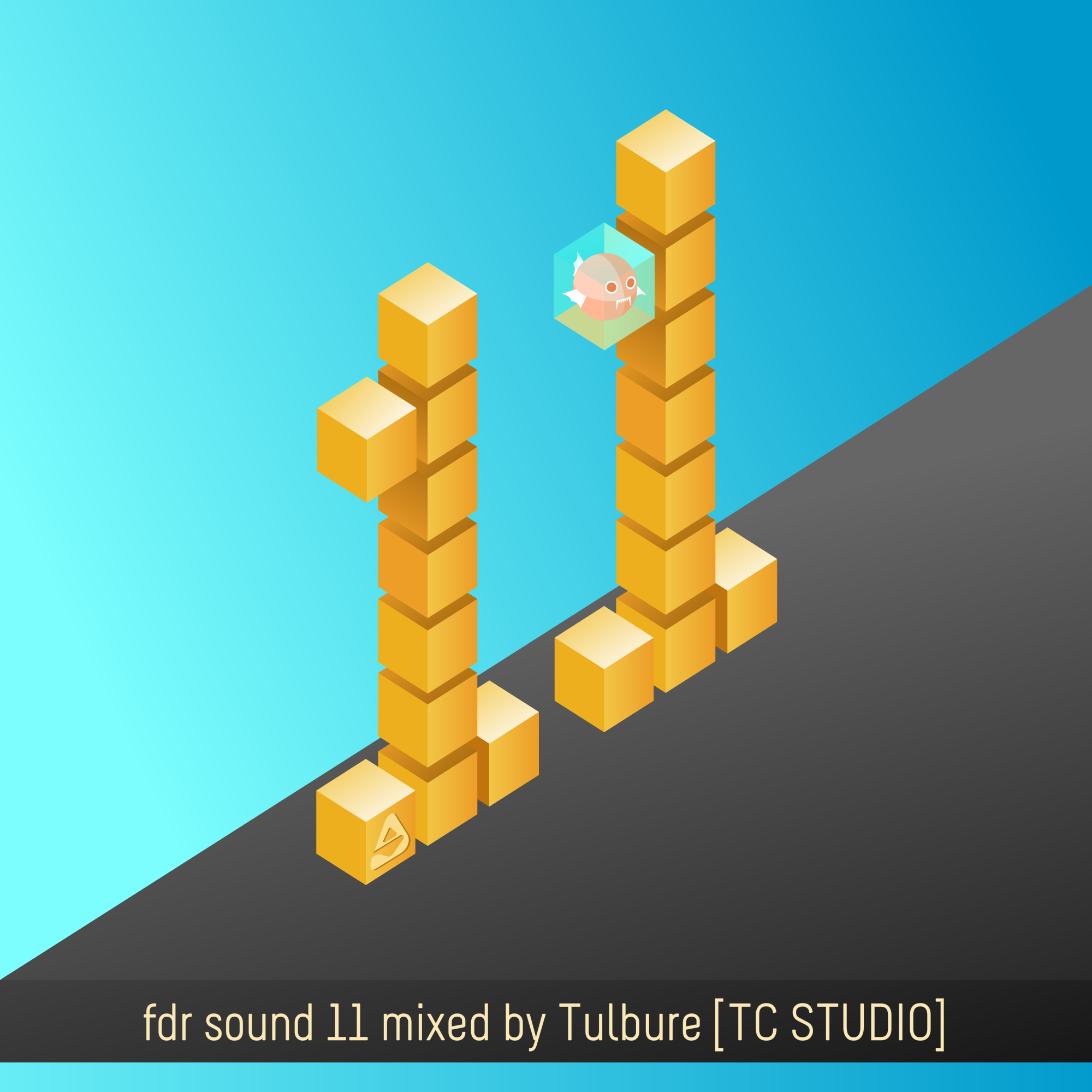 feeder sound 11 mixed by Tulbure [TC Studio]