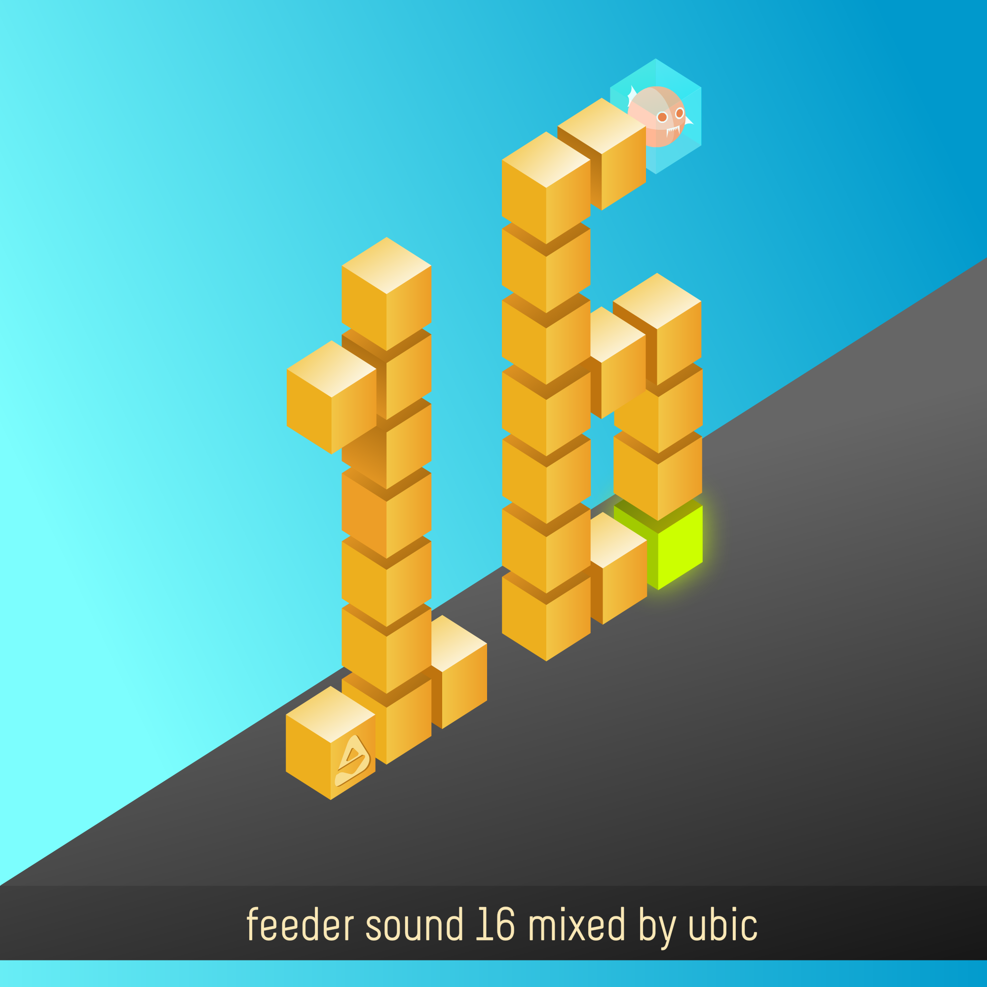feeder sound 16 mixed by ubic