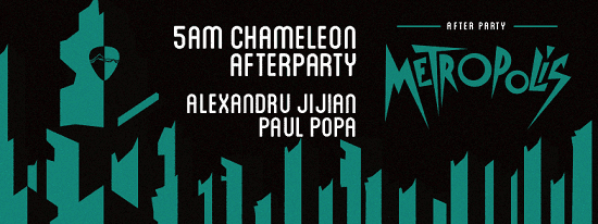 5 Am Chameleon Afterparty