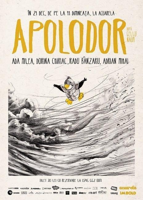 Apolodor cu Ada Milea @ Acuarela