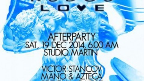 KUDOS LOVE Official Afterhours @ Studio Martin