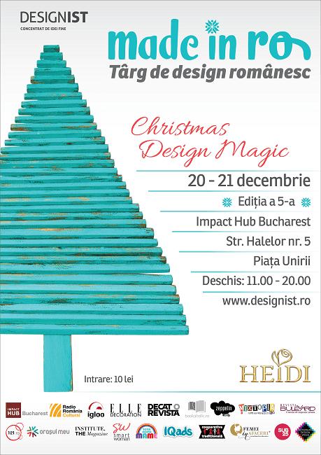 Made in RO - Târg de design românesc ediția #5 @ Impact Hub