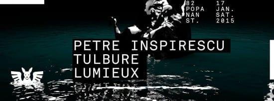 Petre Inspirescu, Tulbure, Lumieux @ Guesthouse