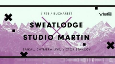 Studio Martin x Sweat Lodge: Baikal, Chymera live, Victor Stancov
