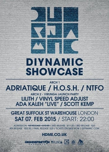 High Definition presents 'Warehouse'