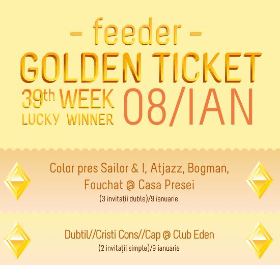 Golden Ticket W39