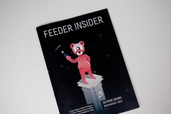 feeder insider booklet #01 first edition