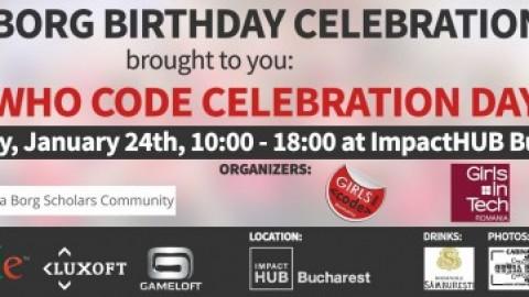 Girls Who Code Celebration Day @ Impact Hub