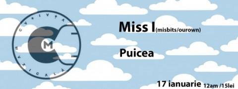 Miss I & Alex Puicea @ Cutiuta Muzicala