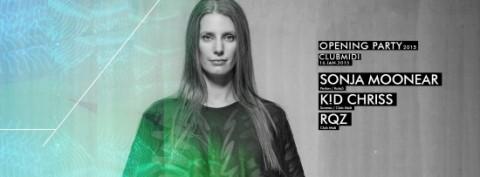 Sonja Moonear, K.D.Chriss, RQZ @ Club Midi