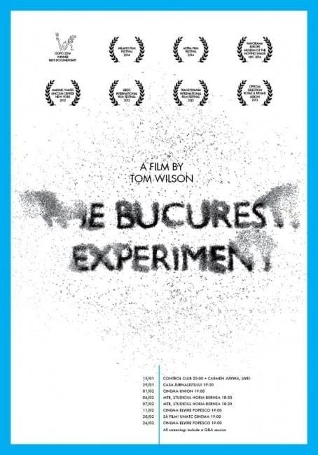The Bucureşti Experiment screenings