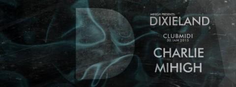 Dixieland 5 – Charlie & Mihigh @ Club Midi