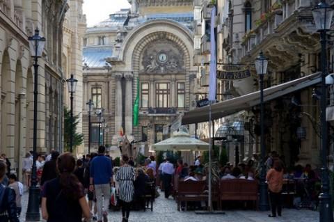 feeder.ro și Bucuresti Optimist, recomandările The Huffington Post pentru București