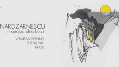 "Leonard Zarnescu // ""Vladimir"" @ GO Art Projects"