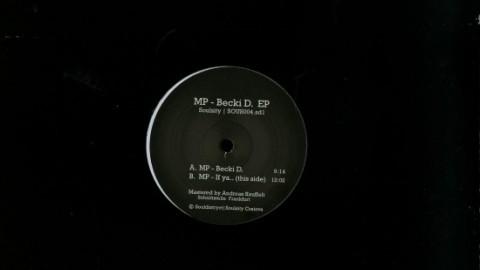 Misbits prezinta: MP – Becki D