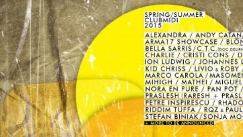 Spring / Summer 2015 @ Club Midi [Cluj]