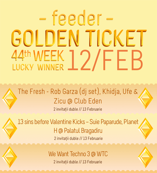 Golden Ticket W44
