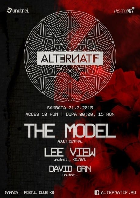 ALTERNATIF - The MODEL, Lee View, David GRN @ HiStory