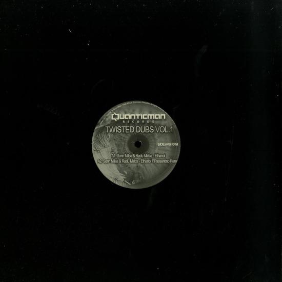 Misbits prezinta: Various Artists - Twisted Dubs Vol. 1