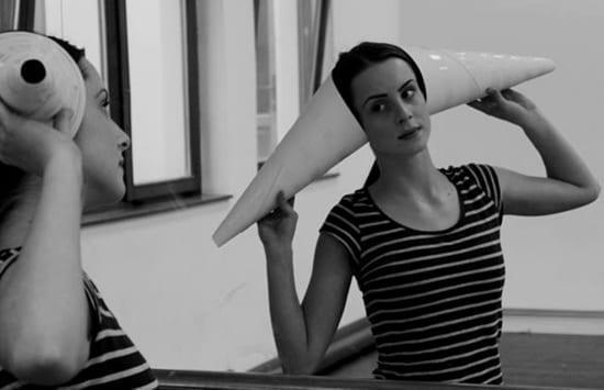 Reenacting Lizica Codreanu/Un eveniment realizat în parteneriat cu Liceul de Coregrafie Floria Capsali București