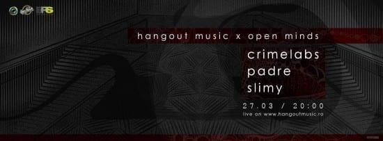 Hangout Music x Open Minds
